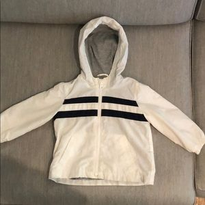 Cute gap windbreaker size 18-24 months